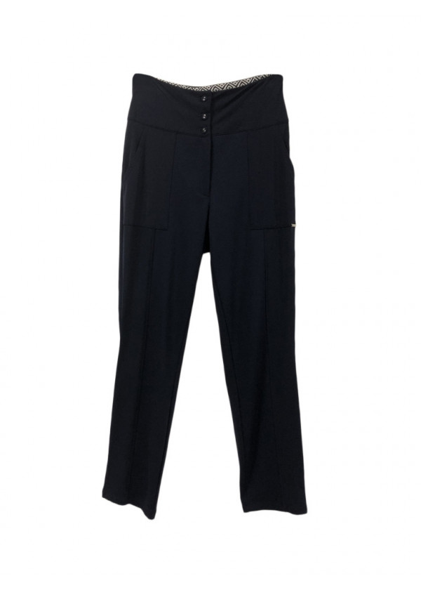 DOLLIE - TROUSERS - PONTO ROMA