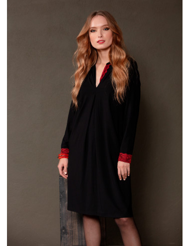 JACEY - ROBE - JERSEY JOIA