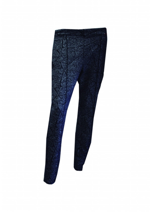 FEEL-LEGGING-JACQUARD FEUILLES