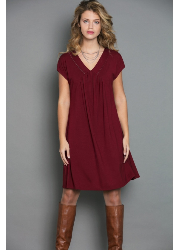 JOELY-ROBE-JERSEY JOIA
