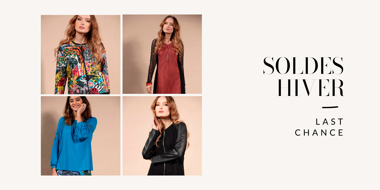 SOLDES COLLECTION HIVER MALOKA