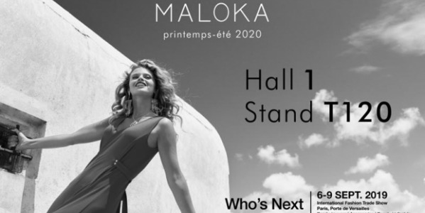 Maloka @ WHO'S NEXT | 6 a 9 Setembro